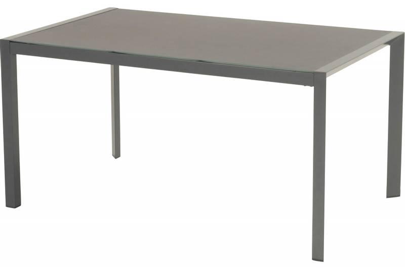 California HPL table 150×90. Xerix – Slate stone HPL 5 mm