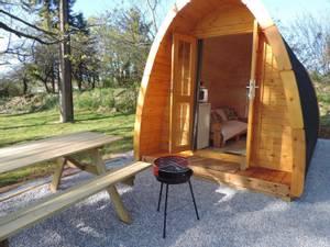 Bilde av Camping Pod 2,4x5,5 m